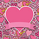 Pink Valentine Decoration - GraphicRiver Item for Sale