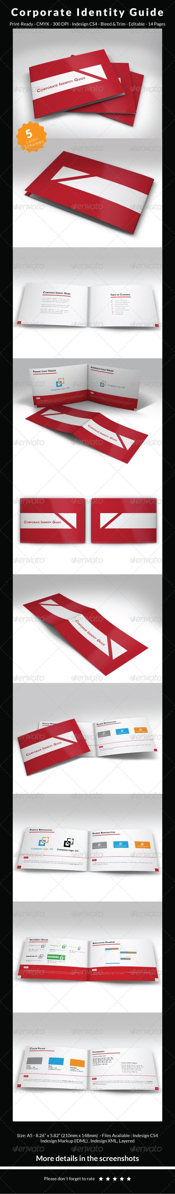 GraphicRiver Corporate Identity Guide Template 6808795