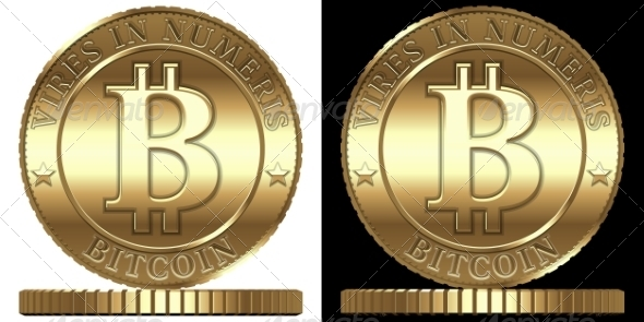 GraphicRiver Bitcoin 6827432