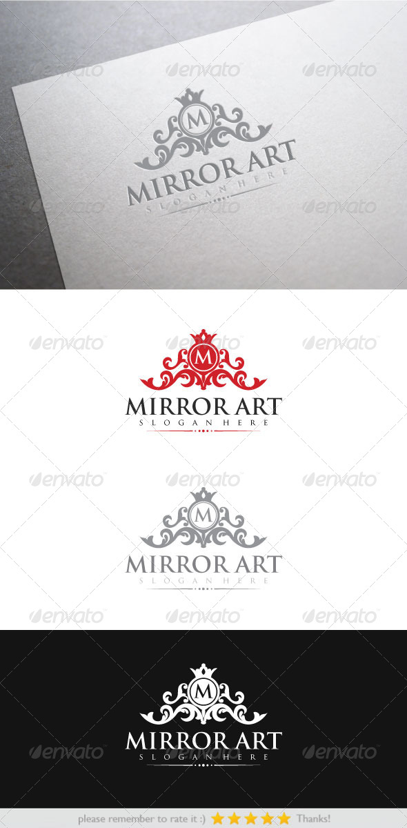 GraphicRiver Mirror Art 6828013