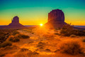 Sunset at the sisters in Monument Valley - PhotoDune Item for Sale