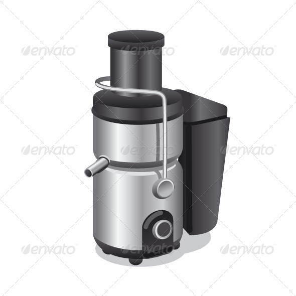 GraphicRiver Modern Juicer 6835393