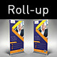 Corporate Rollup banner vol.16 - GraphicRiver Item for Sale