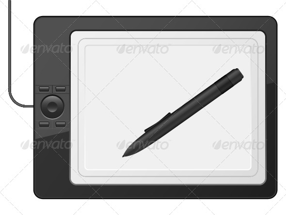 GraphicRiver Graphic Tablet 6836841