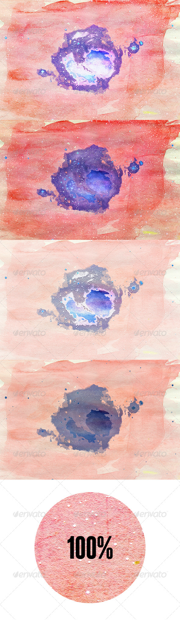 GraphicRiver Abstract Watercolor Texture 6837136