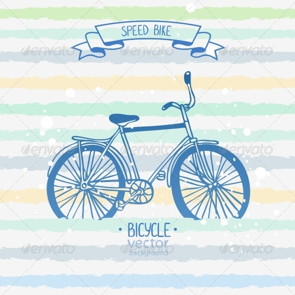 GraphicRiver Bike 6837958