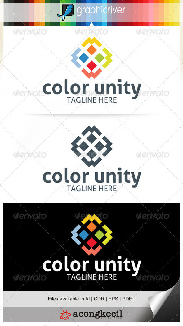 GraphicRiver Color Unity V.4 6838194