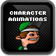 Character Animations - ActiveDen Item for Sale