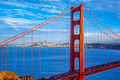 Golden Gate Bridge and downtown San Francisco - PhotoDune Item for Sale