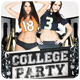 College Party - Flyer - GraphicRiver Item for Sale