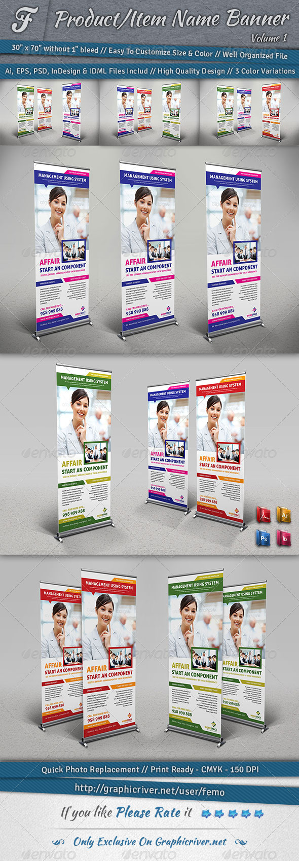 GraphicRiver Workspace Banner 6848067