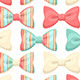 Striped Bows - GraphicRiver Item for Sale