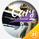 Car Sales Rental Flyer/Magazine Ads - GraphicRiver Item for Sale
