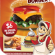 Fast Food Flyer Menu - GraphicRiver Item for Sale