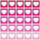 Seamless Pattern with Hearts - Valentine's Day - GraphicRiver Item for Sale