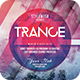 Trance Party Flyer - GraphicRiver Item for Sale