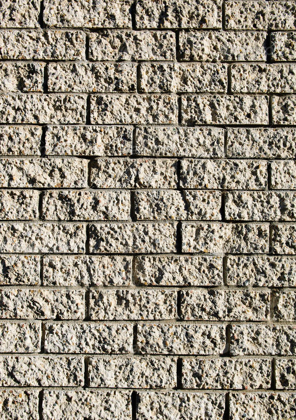 Grunge Brick Wall - Stock Photo - Images