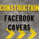 Construction Facebook Covers - GraphicRiver Item for Sale