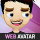 404 Page with Avatar Creator Kit - GraphicRiver Item for Sale