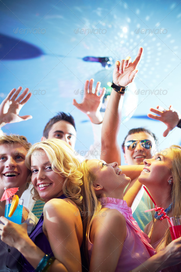 Cool party - Stock Photo - Images