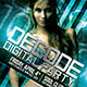 Decode Digital Party Flyer - GraphicRiver Item for Sale
