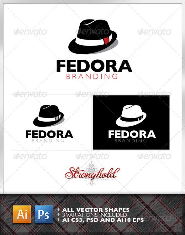 GraphicRiver Fedora Logo Brand Template 6855800
