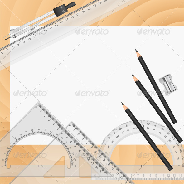 GraphicRiver Drawing Tools 6865926