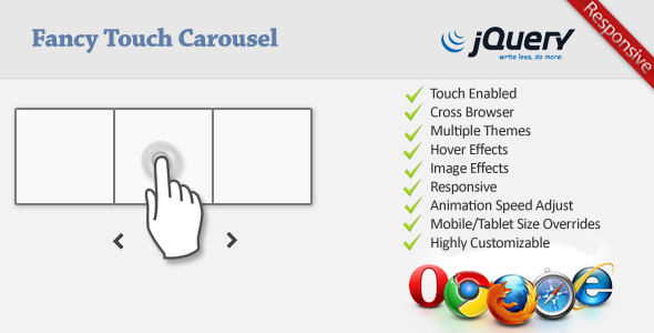 CodeCanyon Fancy Touch Carousel 6850678
