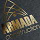 Armada Construction Logo - GraphicRiver Item for Sale