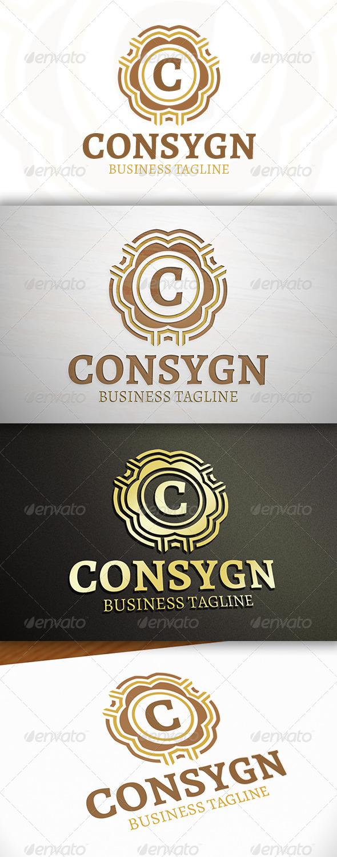 GraphicRiver Consign Logo 6870478