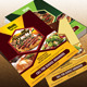 Multipurpose Food Flyer - GraphicRiver Item for Sale