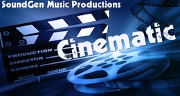 Cinematic music productions