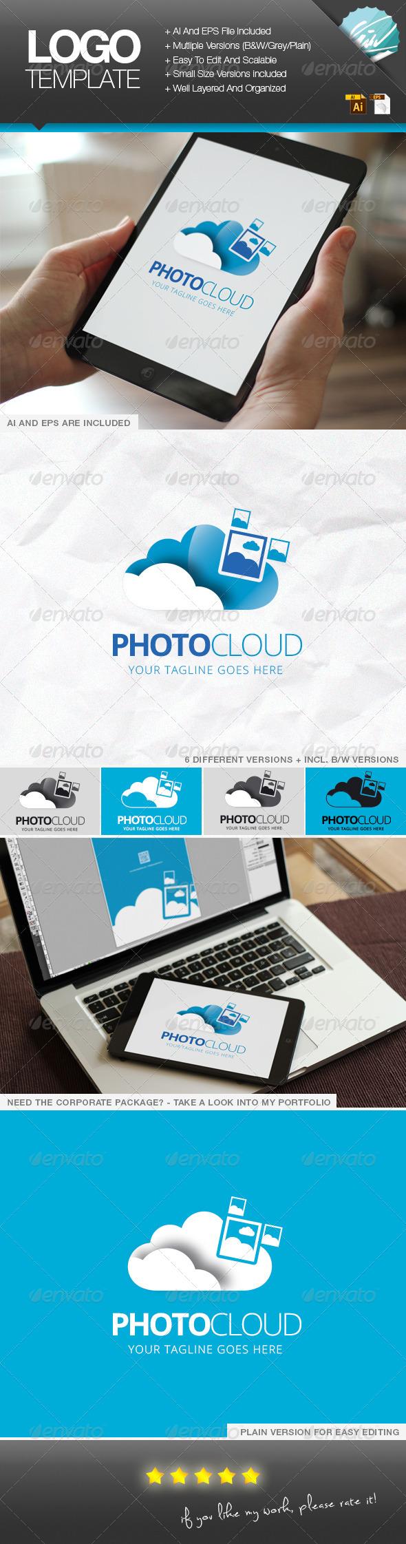 GraphicRiver Photo Cloud 6840460