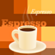 Cup Of Espresso - GraphicRiver Item for Sale