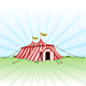 Circus Entertainment Tent - GraphicRiver Item for Sale
