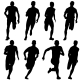 Runners Silhouettes - GraphicRiver Item for Sale