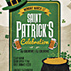 Vintage St. Patrick's Celebration Flyer - GraphicRiver Item for Sale