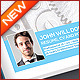 3 Piece Resume And Cover | Volume 8 - GraphicRiver Item for Sale