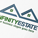 Infinity Real Estate Logo - GraphicRiver Item for Sale
