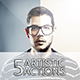 5 Premium Artistic Actions - GraphicRiver Item for Sale