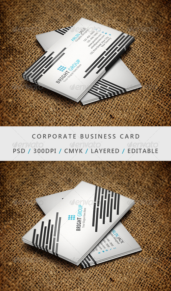 GraphicRiver Business Card 15 6883881