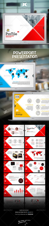 GraphicRiver ProTile Modern Corporate Presentation 6885288
