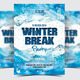 Winter Break Party Flyer / Poster - 10 - GraphicRiver Item for Sale