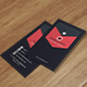 Creative Business Card VO-24 - GraphicRiver Item for Sale