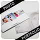 Photography Portfolio or Photo Album - GraphicRiver Item for Sale
