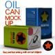 Oil Can Mock Up - GraphicRiver Item for Sale