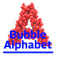 3D Bubble Alphabets - GraphicRiver Item for Sale