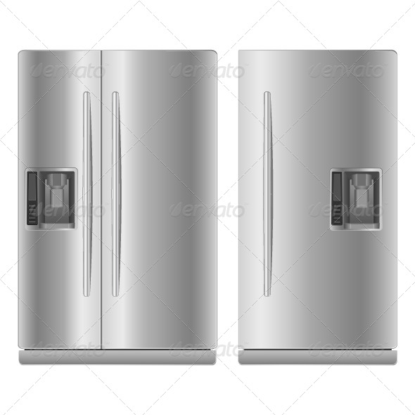 GraphicRiver Fridge 6889027