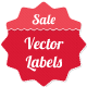 Vector Labels - GraphicRiver Item for Sale
