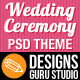 Wedding Ceremony - ThemeForest Item for Sale
